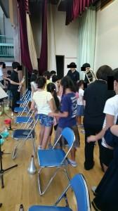 20150711_葛飾小学校サマーコンサート4